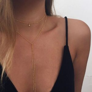Jewelry - 3 for $20 Chic Bohemian Tassle Necklace